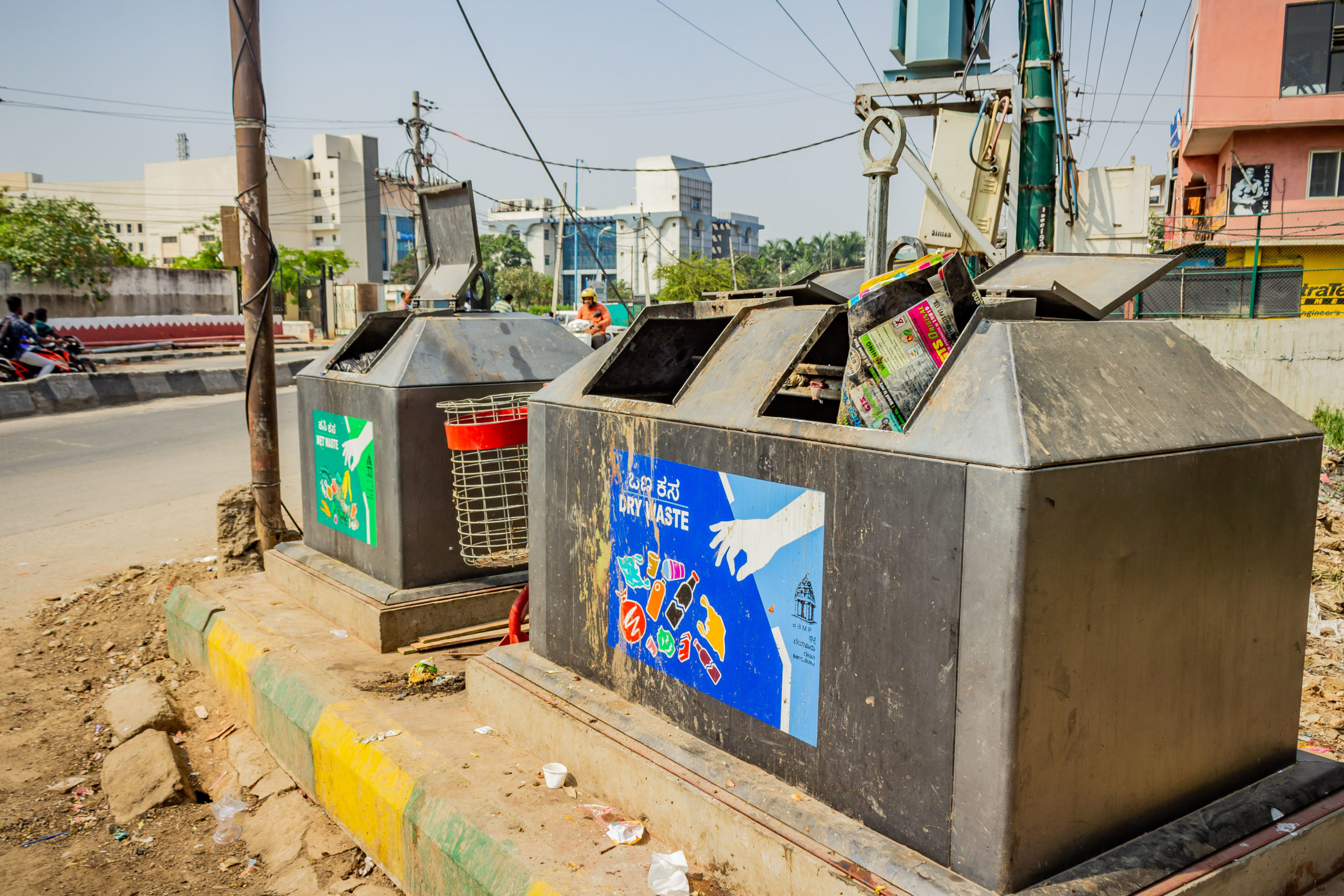 Bengaluru's dry waste collection centres to be upgraded