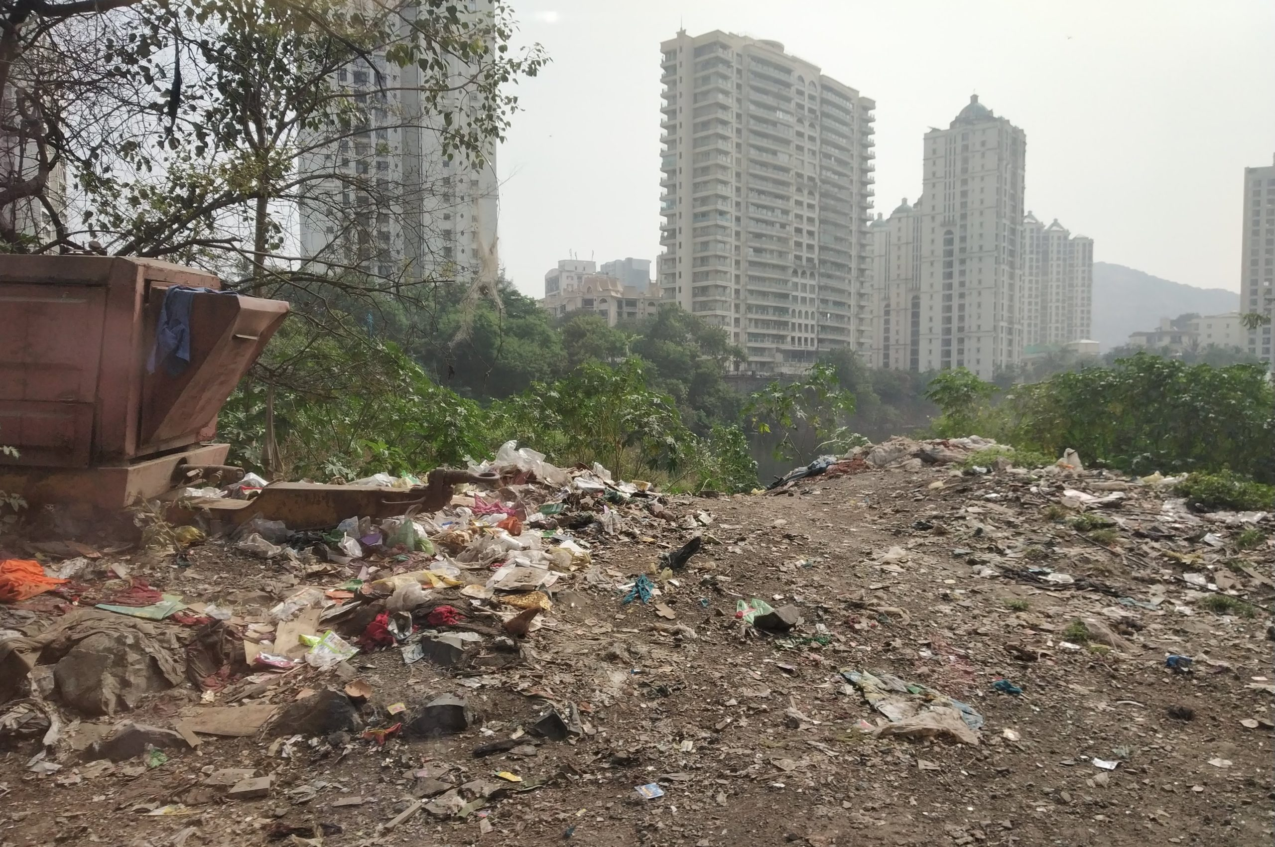 BMC's new waste treatment plant to come up in Ambernath